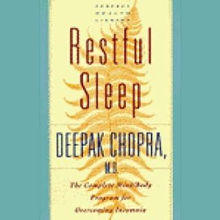 Restful Sleep audiobook cover art