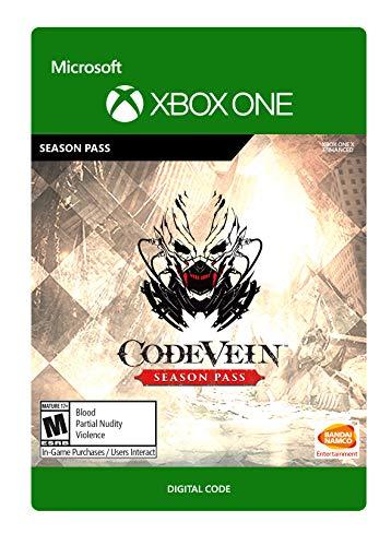 Code Vein Season Pass - [Xbox One Digital Code]  $12.48