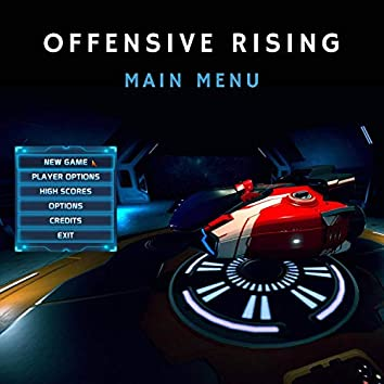 Offensive Rising - Main Menu