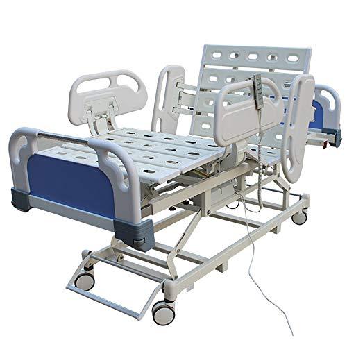 BLH-JMJ Elektrisches intelligentes Pflege-Multifunktionsbett, manueller justierbarer medizinischer Patient, der Krankenhaus-Bett verwendet