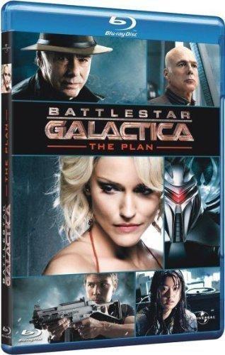 Battlestar Galactica - The Plan [Francia] [Blu-ray]