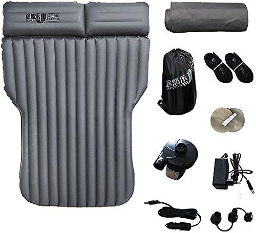 Beau Camping Extérieur Type De Véhicule Utilitaire Sport Motors Car Gonflable Bed Car Shock Bed Tourner Matelas Voyage Lit Bed Bed Air Bed généreux