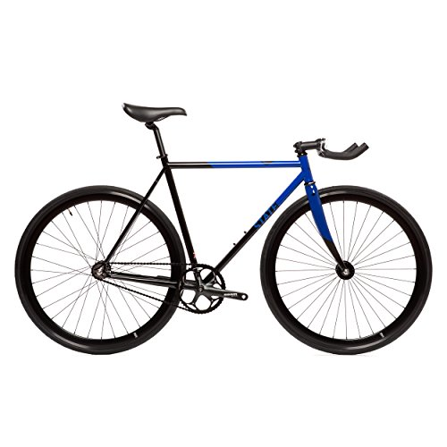 Check Out This State Bicycle Co. Contender II Premium Fixed Gear/Fixie Bike, Blue, 62cm