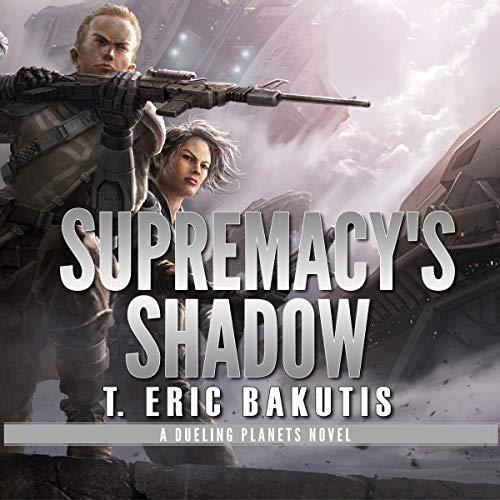 Supremacy's Shadow audiobook cover art