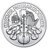2020 1 oz plata austriaca filarmónica moneda de plata