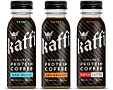 SMARI KAFFI Icelandic Protein Coffee | All Natural Delicious and Energizing Protein Coffee | Non GMO, Gluten Free, Soy Free, 10G Protein, 125-150mg Caffeine | 8 fl oz bottles (Variety Pack, 6 Pack)