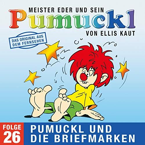 Pumuckl und die Briefmarken. Das Original aus dem Fernsehen Titelbild