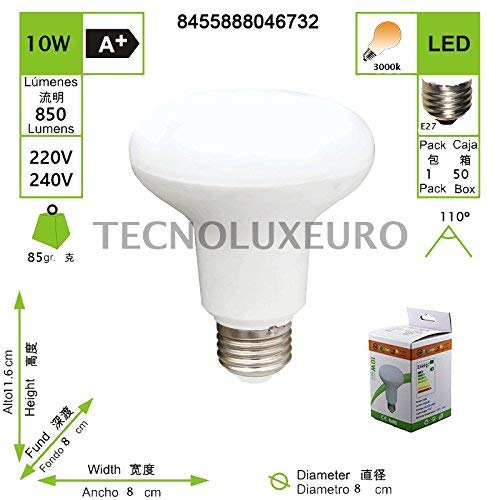 Tecnolux Euro Bombillas LED