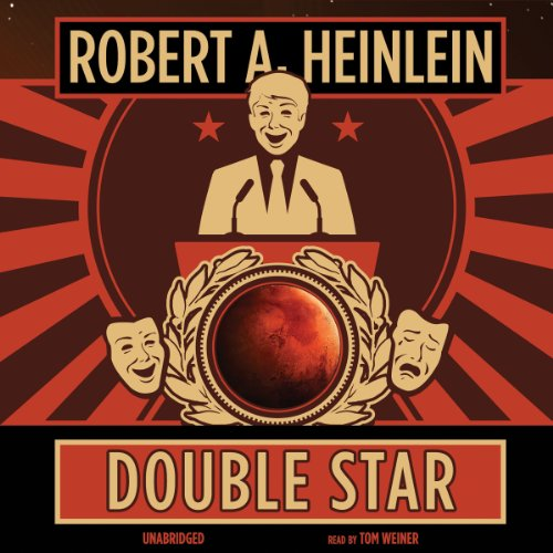 Double Star audiobook cover art