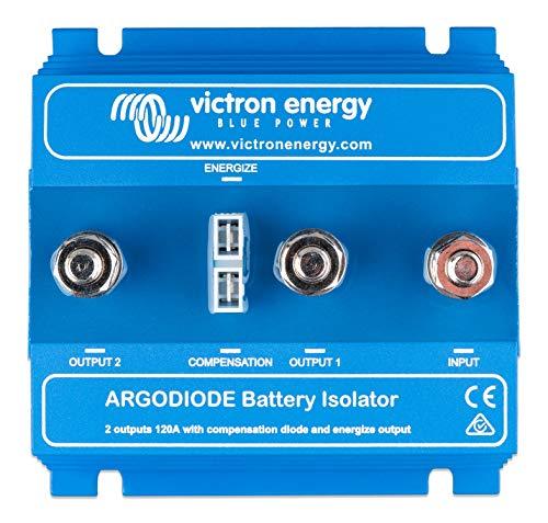 VICTRON ENERGY ARG120201020R Argodiode 120-2AC 120 A, 2 Batteries 120 A