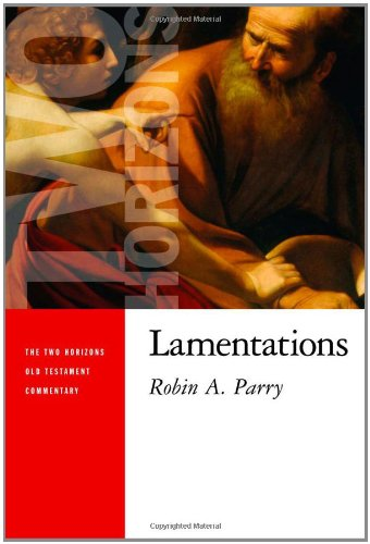 Image of Lamentations (Two Horizons Old Testament Commentary)