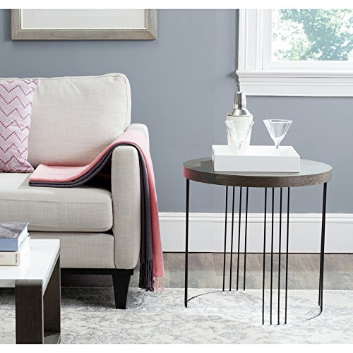 Safavieh-Home-Collection-Kelly-Mid-Century-Modern-White-Side-Table