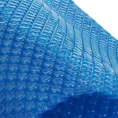 Cobertor Cubierta Fundas para Piscinas, Cubierta de manta solar para spa y jacuzzi, Cubiertas solares para piscinas para suelo / sobre suelo Rectangular Piscinas, 1m / 2m / 3m / 4m / 5m / 6m / 7m / 8m