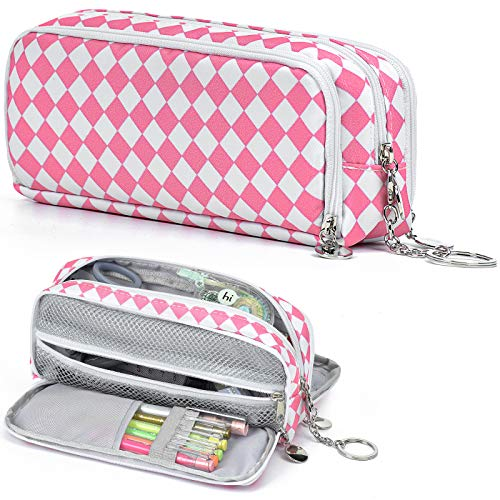 Large Pencil Case with Keychain ...