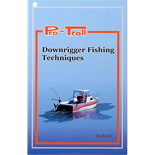 Price comparison product image Pro-Troll Fishing Products Downrigger Fishing Techniques Book