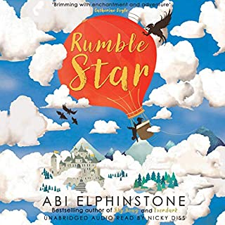 Rumblestar cover art