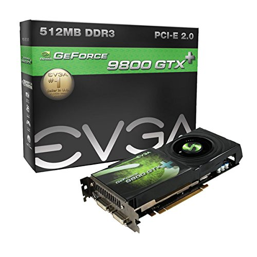 EVGA GeForce 9800 GTX + Video Card