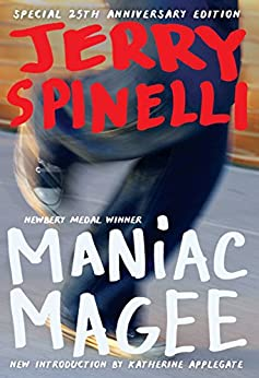 Maniac Magee (Newberry Medal Book) by [Jerry Spinelli]