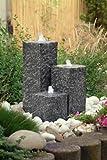 Ubbink Terrassenbrunnen Wasserspiel Siena