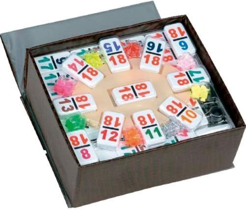 comprar marca Dominoes Double 18 18 18 with Numbers by CHH  la mejor selección de