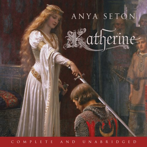 Katherine audiobook cover art