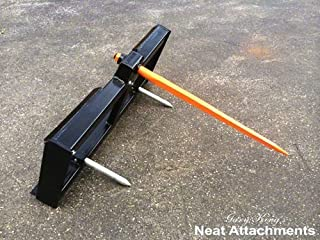 Skid Steer Bale Spear Attachment - w/49