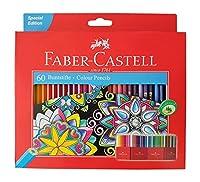 Faber Castell プレミアムカラー鉛筆 60色