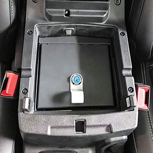 jeep center console lock - 9