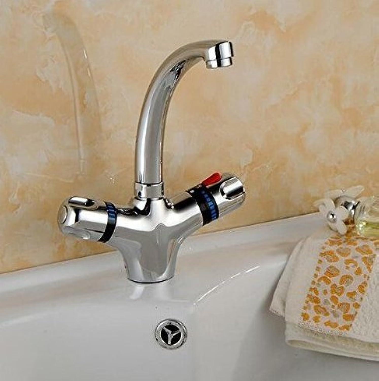 Washbasin Faucet Thermostat Sink Faucet Kitchen Faucet Basin Faucet Constant Temperature Tap Bath Faucet for Bathroom