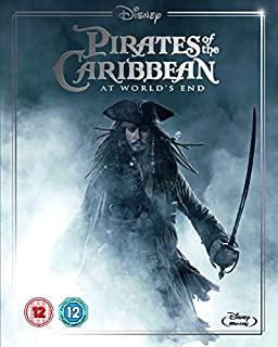 Pirates of the Caribbean 3: At World's End [Blu-ray] (B000WINB4M) | Amazon price tracker / tracking, Amazon price history charts, Amazon price watches, Amazon price drop alerts