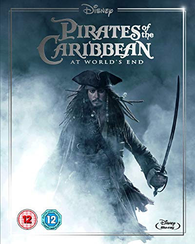 Pirates of the Caribbean: At World's End [Reino Unido] [Blu-ray]