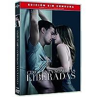 Cincuenta Sombras Liberadas [DVD]