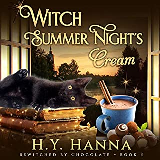 Witch Summer Night's Cream cover art