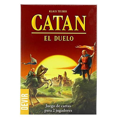 Devir Iberia 227239 Catan el Duelo, multicolor