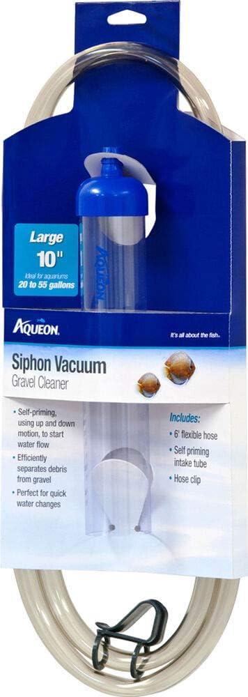 Siphon Vacuum 4 years warranty - Pack of sale 1