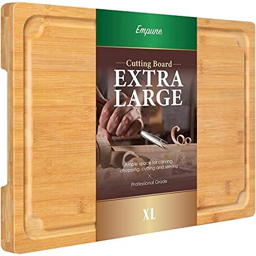 Extra Large Cutting Board, 17.6