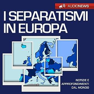 I separatismi in Europa copertina