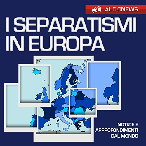 I separatismi in Europa audiobook cover art
