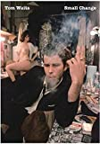 Tom Waits Poster SMALL Change