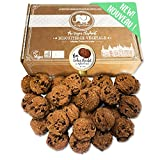 Mini Galletas Orgánicas y Veganas Chocolate con Chips de Chocolate. 300g