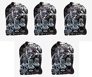 Black Panther DOMEZ - Original MINIS Figure Sealed Blind Bag LOT of (5)