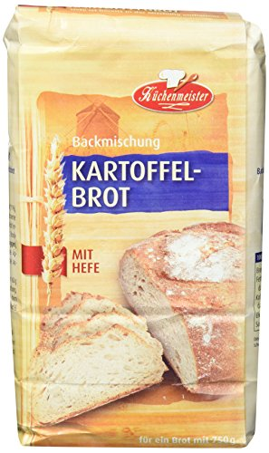 Küchenmeister Bielmeier- Kartoffelbrot Bild