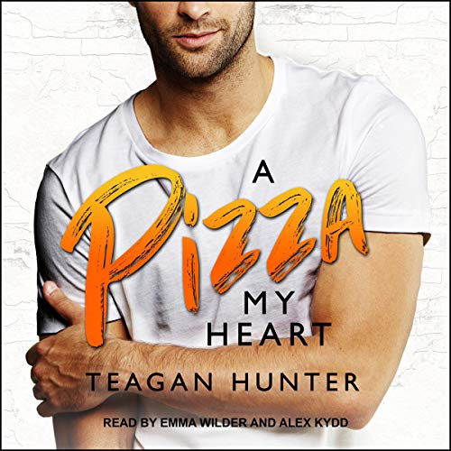 A Pizza My Heart audiobook cover art