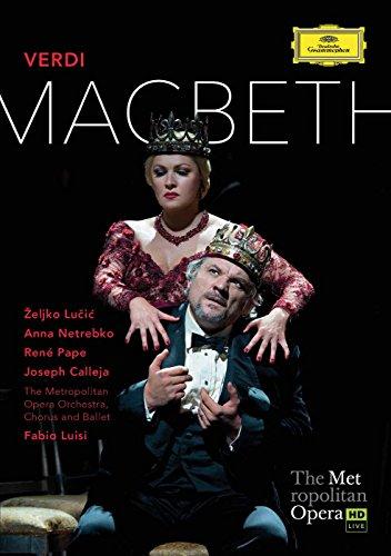 Verdi, Giuseppe - Macbeth [2 DVDs]