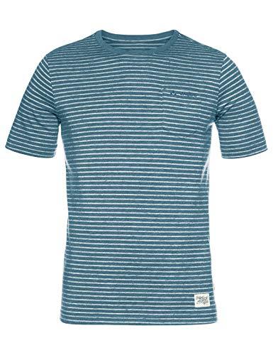 VAUDE T-Shirt Arendal II pour Homme M Bleu/Gris.