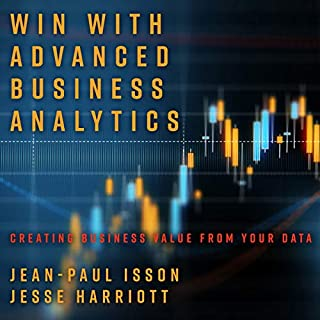 Win with Advanced Business Analytics audiobook cover art