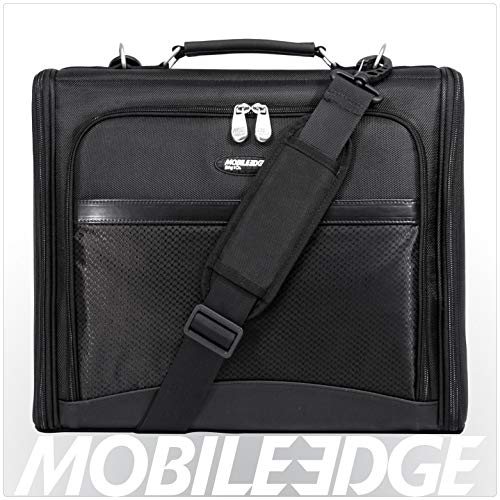 of xbox one briefcases Mobile Edge Black Express 2.0 Briefcase for 14 Inch Chromebook, 15