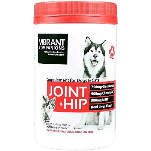 Top 10 best selling list for vibrant health joint supplement for dogs