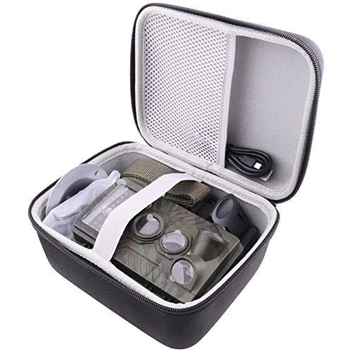 WERJIA Funda rígida de transporte para cámara APEMAN/Victure Trail, caja de almacenamiento para cámaras de caza (solo estuche)
