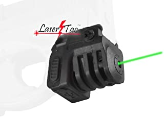 Sponsored Ad - LaserTac TM Rechargeable Laser Sight for Subcompact Pistols & Compact Handguns with Rails, Compatible with ...